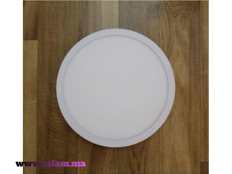 Panel LED Rond Apparent - 1