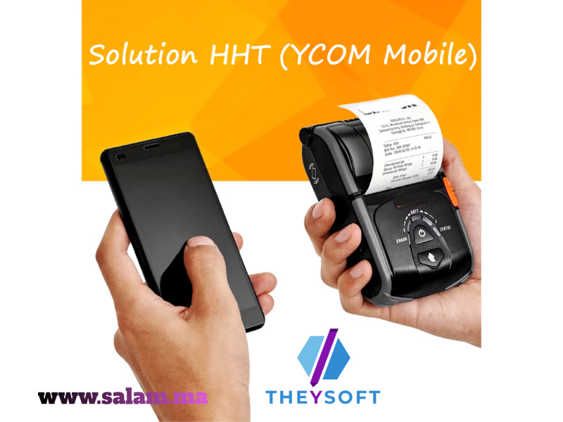 Solution HHT (YCOM Mobile) - 1