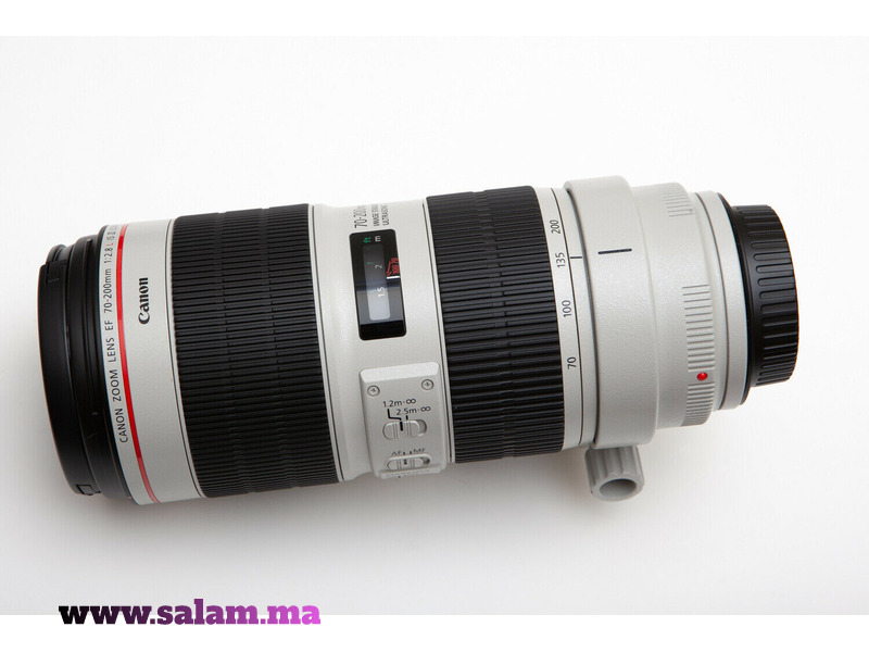 Canon 70-200mm f2.8L IS USM III 3 - 4