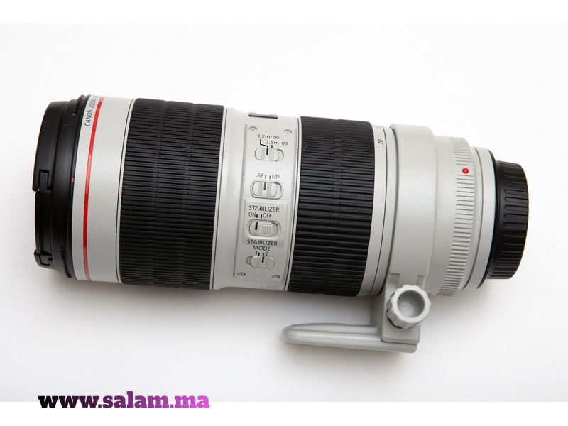 Canon 70-200mm f2.8L IS USM III 3 - 5