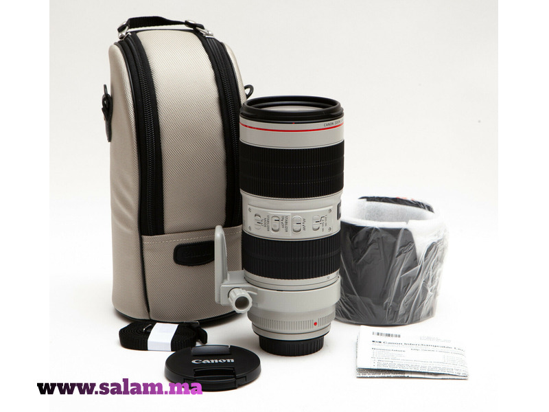 Canon 70-200mm f2.8L IS USM III 3 - 6