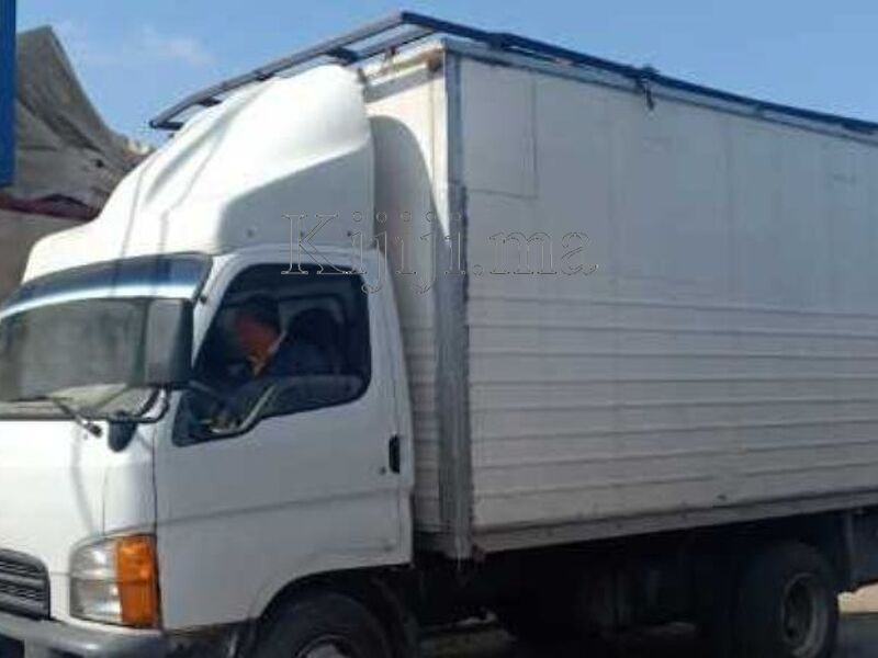 Fourgon Camion - 1