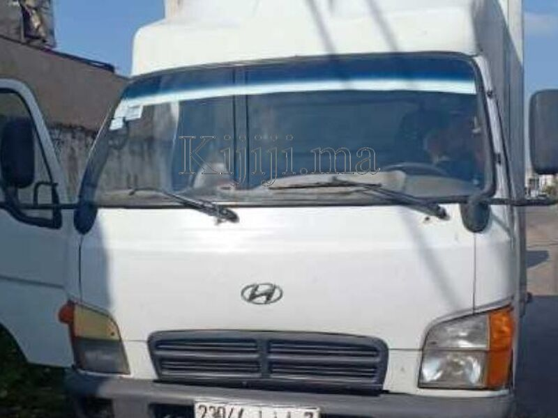 Fourgon Camion - 2
