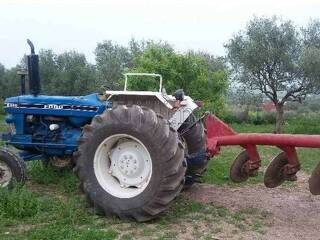 tracteur ford 6610