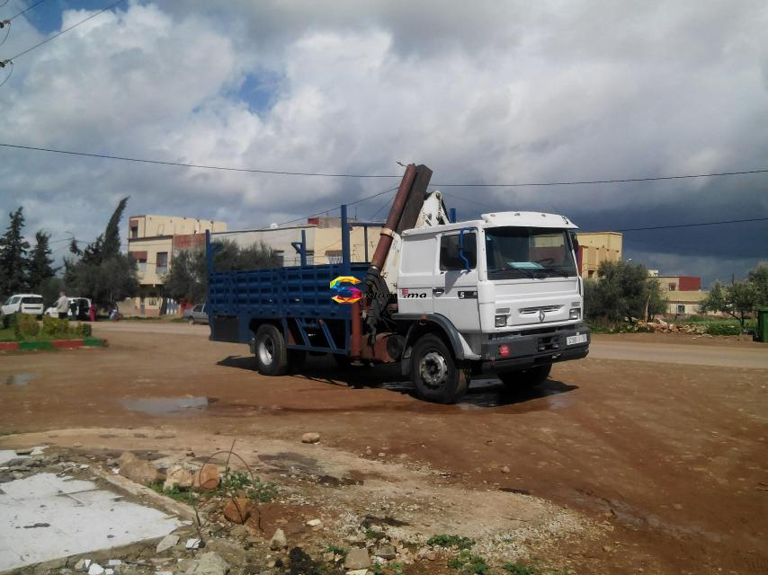 location camion grue - 3