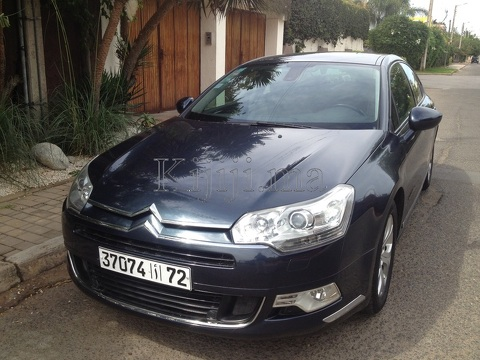 Citroën C5 Diesel Toutes Options