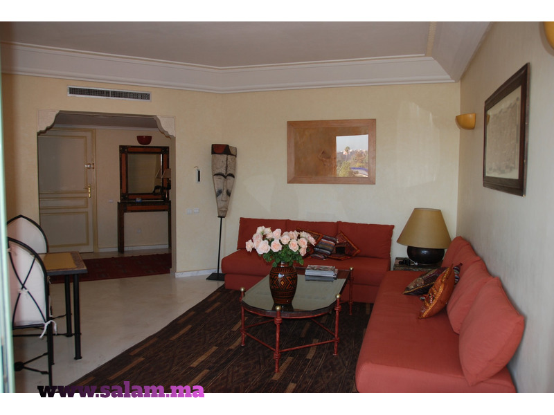 Appartement Quartier de l'HIVERNAGE MARRAKECH 95M2 - 3
