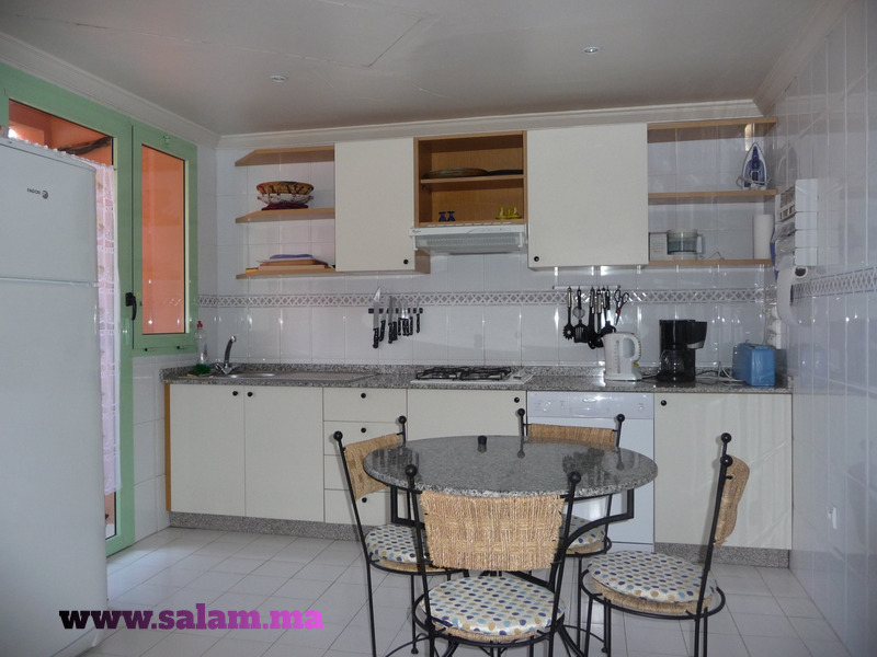 Appartement Quartier de l'HIVERNAGE MARRAKECH 95M2 - 5