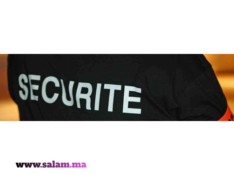 AGENTS DE SECURITE - 1